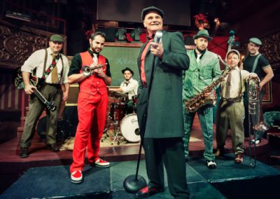 THE TROUPER ́S SWING BAND